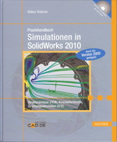 Titelbild zu Simulationen in SOLIDWORKS 2010